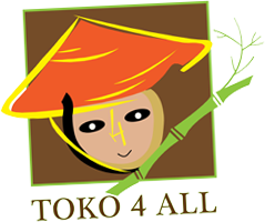 Logo - Toko 4 All - My Little Philippines
