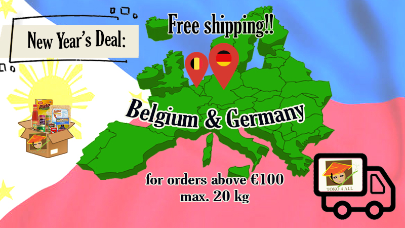 Toko 4 All - Delivery in Belgium and Germany