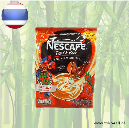Toko 4 All - 3 in 1 Coffee mix powder 27 x 17,5 gr Nescafe
