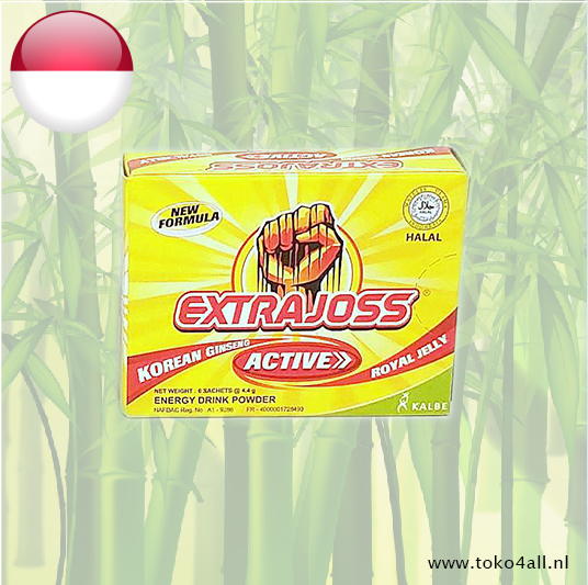 Toko 4 All - Active Energy drink powder 26,4 gr Extra Joss