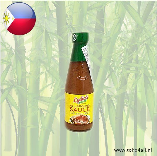 Toko 4 All - All Around sauce 330 gr Lydia's Lechon