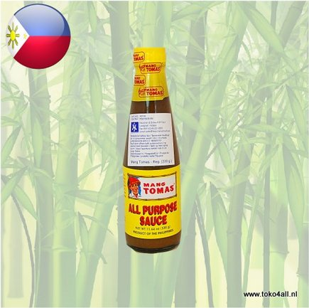 Toko 4 All - All Purpose Sauce Mild 330 gr Mang Tomas