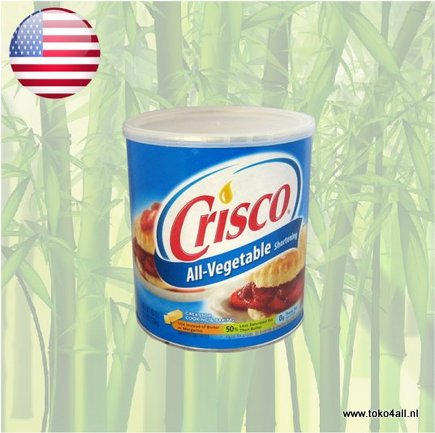Toko 4 All - All Vegetable Shortening 1360 gr Crisco
