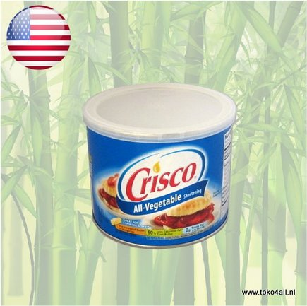 Toko 4 All - All Vegetable Shortening 450 gr Crisco