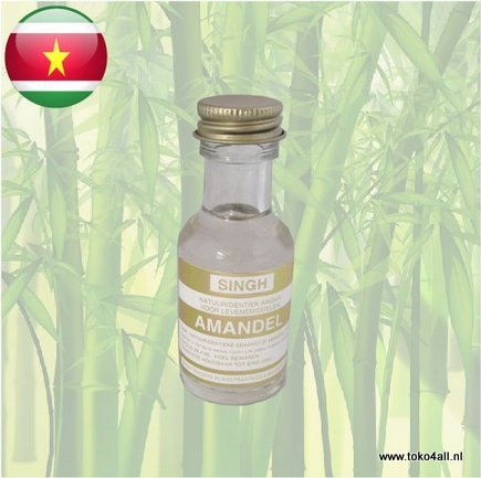 Toko 4 All - My Little Philippines - Almond Flavour 28 ml Singh