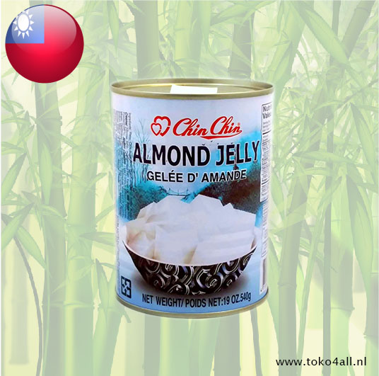 Toko 4 All - Almond Jelly 540 gr Chin Chin