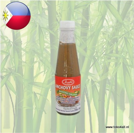 Toko 4 All - Anchovy Sauce Bagoong Balayan 340 ml Monika