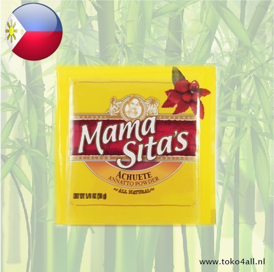 Toko 4 All - Annatto Food Colour E160b Mama Sita's