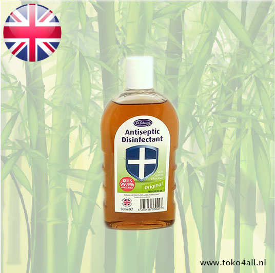 Toko 4 All - Antiseptisch desinfectiemiddel 500 ml Dr Johnson's