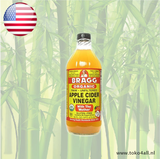 Toko 4 All - Apple Cider Vinegar 473 ml Bragg