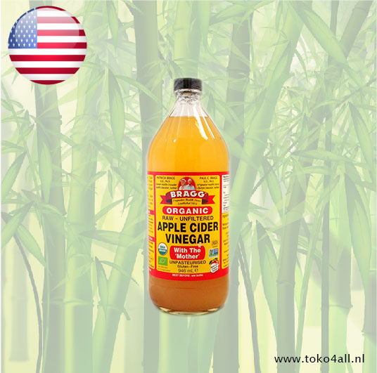 Toko 4 All - Apple Cider Vinegar 946 ml Bragg