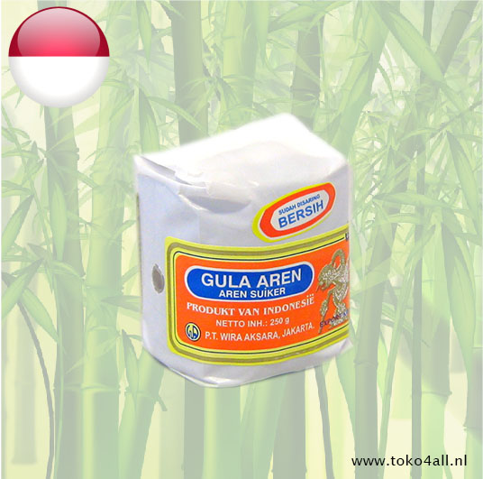 Toko 4 All - Aren Sugar 250 gr Wayang