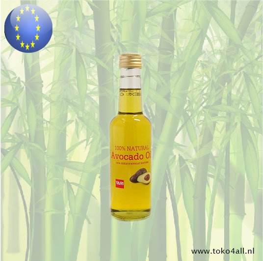 Toko 4 All - Avocado Oil 250 ml Yari