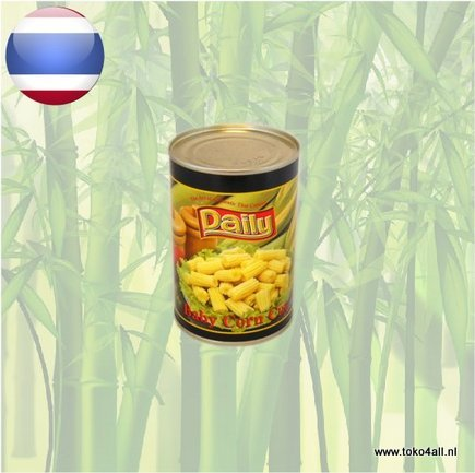 Toko 4 All - Baby Corn Cut  425 gr Daily