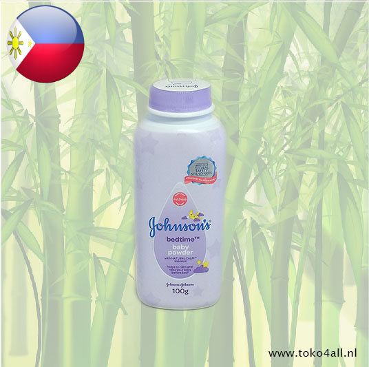 Toko 4 All - Baby Poeder Bed Time 100 gr Johnsons