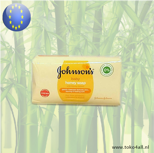 Toko 4 All - Baby Zeep Met Honing 100 gr Johnsons