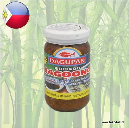 Toko 4 All - My Little Philippines - Bagoong Guisado Regular 230 gr Dagupan
