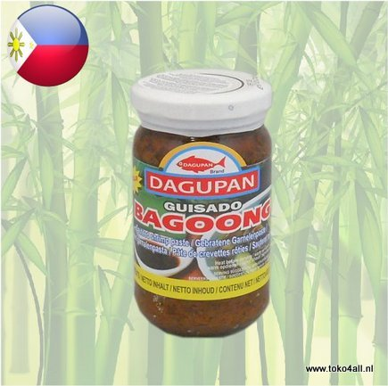 Toko 4 All - Bagoong Guisado Regular 230 gr Dagupan