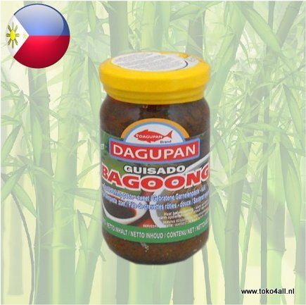Toko 4 All - My Little Philippines - Bagoong Guisado Sweet 230 gr Dagupan