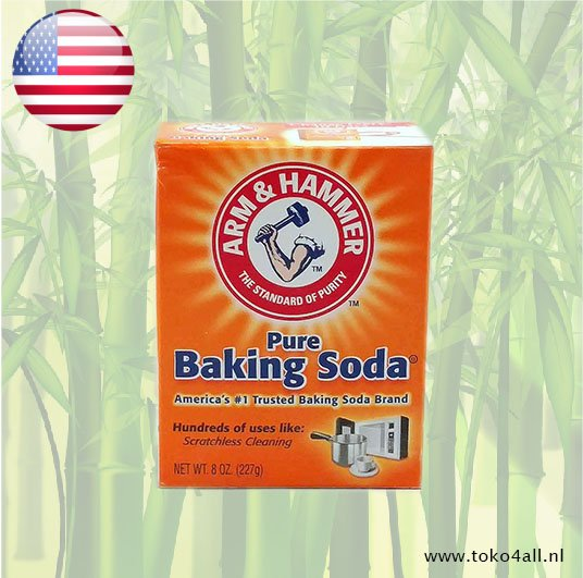 Toko 4 All - Baking Soda 227 gr Arm and Hammer