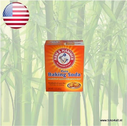 Toko 4 All - Baking Soda 454 gr Arm and Hammer