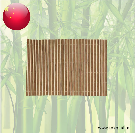 Toko 4 All - My Little Philippines - Bamboo Placemat 45 x 30 cm