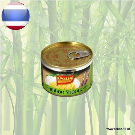 Toko 4 All - Bamboo Shoots Strips 227 gr Daily
