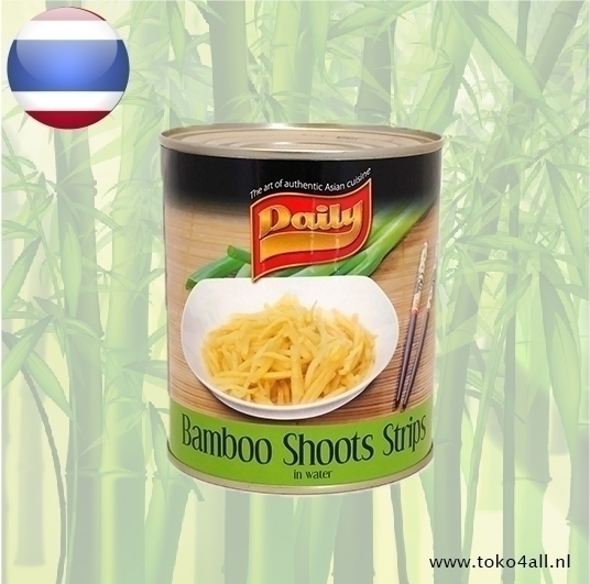 Toko 4 All - Bamboo Shoots Strips 850 gr Daily