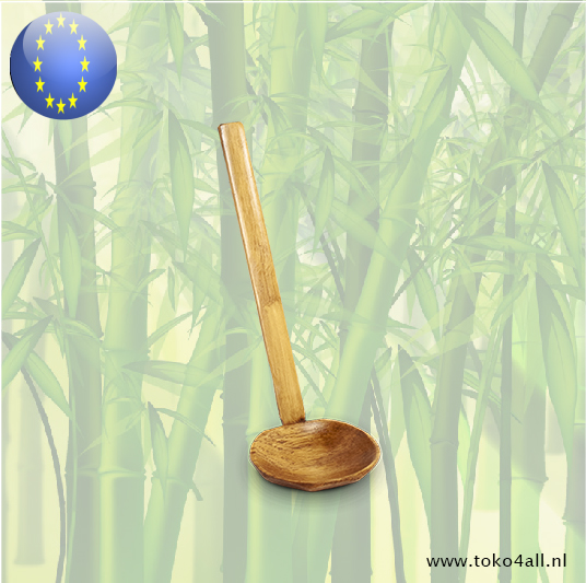 Toko 4 All - Bamboo spoon 22 x 7 cm Oriental Essentials