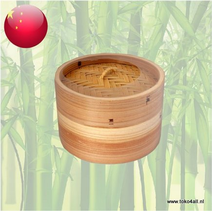 Toko 4 All - My Little Philippines - Bamboo Steamer 13 cm
