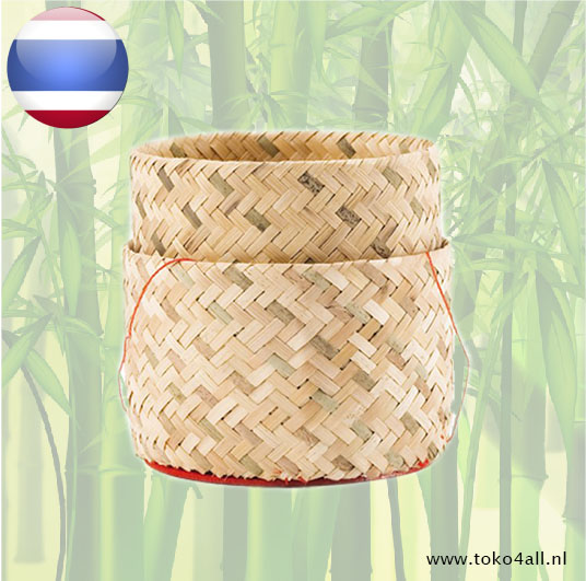 Toko 4 All - Bamboo Sweet Rice Box 13 cm