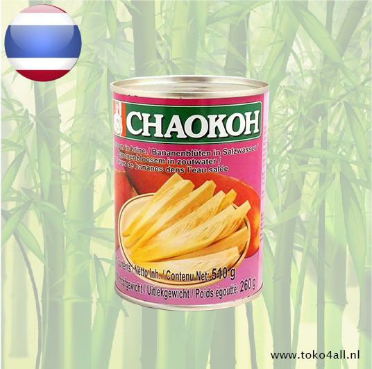 Toko 4 All - My Little Philippines - Banana Blossom 510 gr Chaokoh