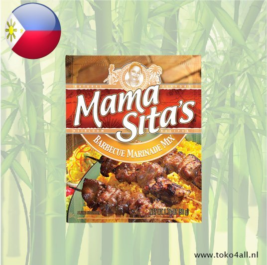 Toko 4 All - Barbecue Marinade Mix 50 gr Mama Sita