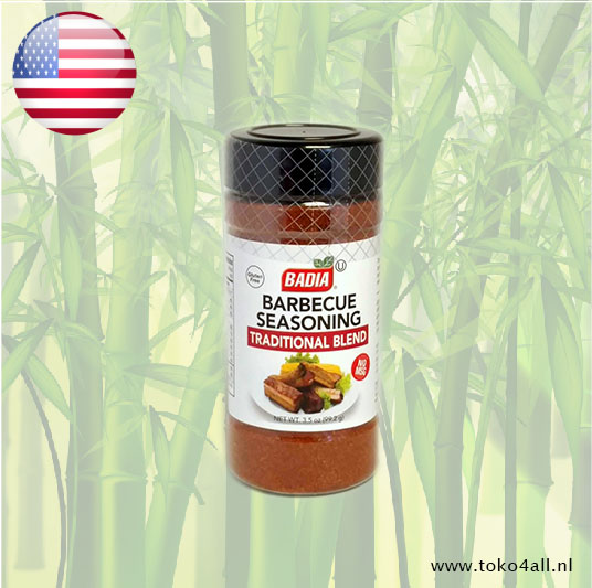 Toko 4 All - Barbecue Seasoning Traditional Blend 99 gr Badia