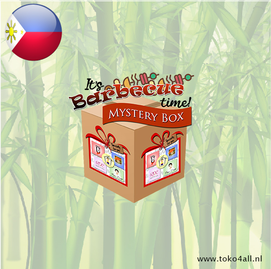 Toko 4 All - My Little Philippines - Barbecue Time Mystery Box