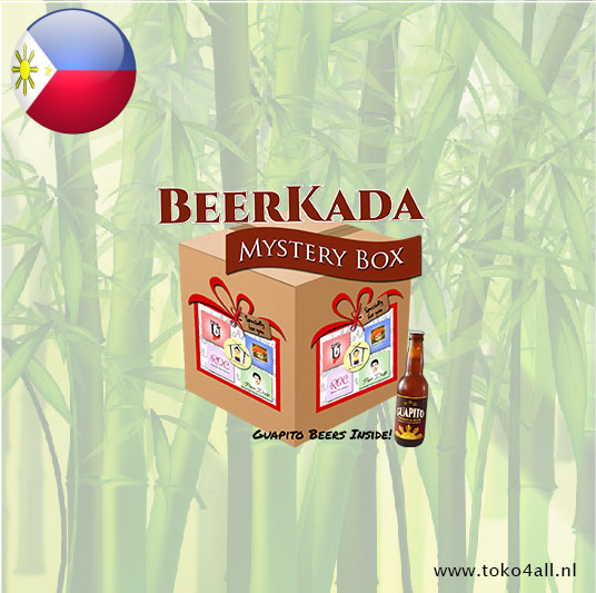 Toko 4 All - My Little Philippines - Beerkada Mystery Box