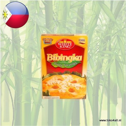 Toko 4 All - My Little Philippines - Bibingka Mix 500 gr White King