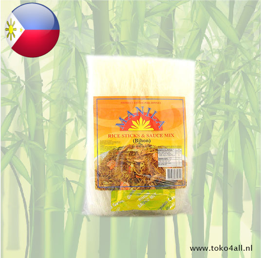Toko 4 All - Bihon Rice Sticks with sauce mix 267 gr Manila