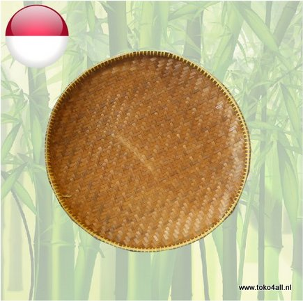 Toko 4 All - My Little Philippines - Bilao Tampah Basket 50 cm Rapindo