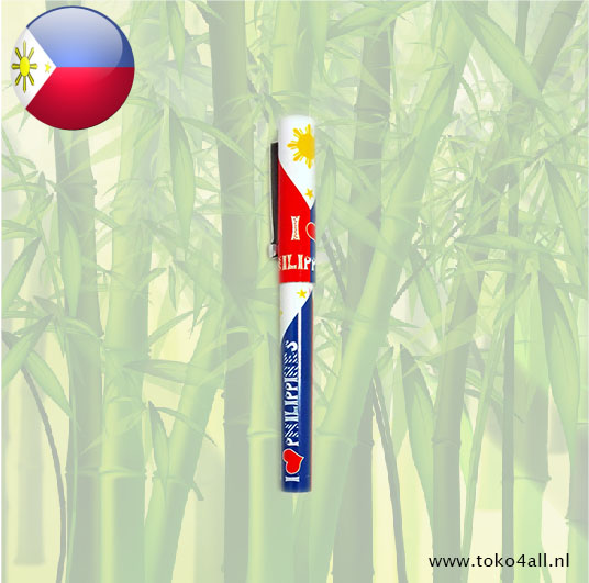 Toko 4 All - Biro with Filipino flag motive