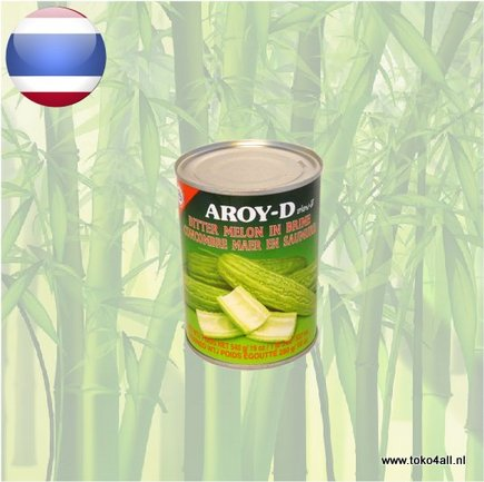 Toko 4 All - Bitter melon in Brine 540 gr Aroy D