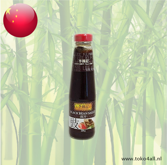 Toko 4 All - Black Bean sauce 226 gr Lee Kum Kee