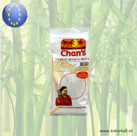 Toko 4 All - Black Mung Bean flower 400 gr Chans