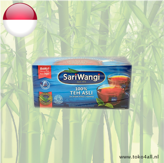Toko 4 All - Black Tea 25 st SariWangi