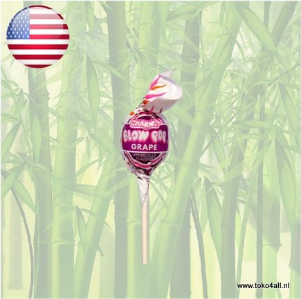 Toko 4 All - My Little Philippines - Blow Pop Grape Lollypop 18 gr Charms