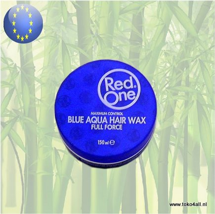 Toko 4 All - Blue Aqua Hair Wax 150 ml Red One
