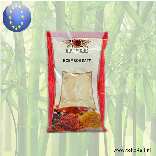 Toko 4 All - Boemboe Sate Marinade mix 1 kg Lucullus