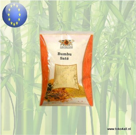 Toko 4 All - Boemboe Sate Marinade mix 100 gr Lucullus