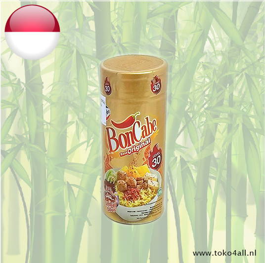Toko 4 All - Bon Cabe Level 30 Original flavor 40 gr Kobe