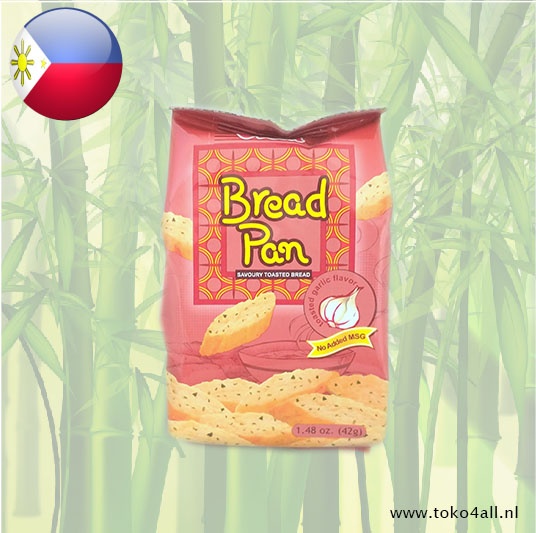 Toko 4 All - Bread Pan Garlic Flavor 42 gr Oishi